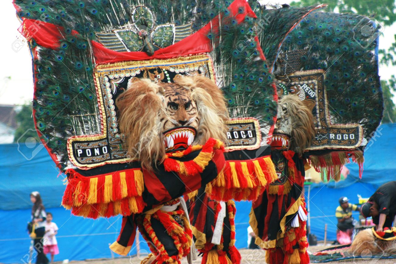 Gambar Reog Ponorogo : gambar, ponorogo, Performance,, Dance, Attraction, Traditional, Ponorogo.., Stock, Photo,, Picture, Royalty, Image., Image, 49209483.