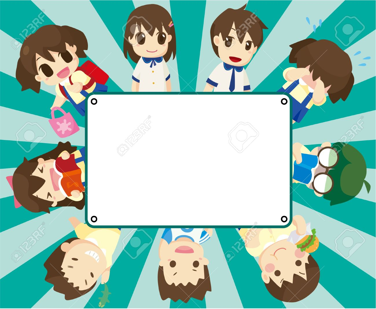 hight resolution of cartoon student card royalty free cliparts vectors and stock jpg 1300x1066 clipart teacher pupil design cartoon