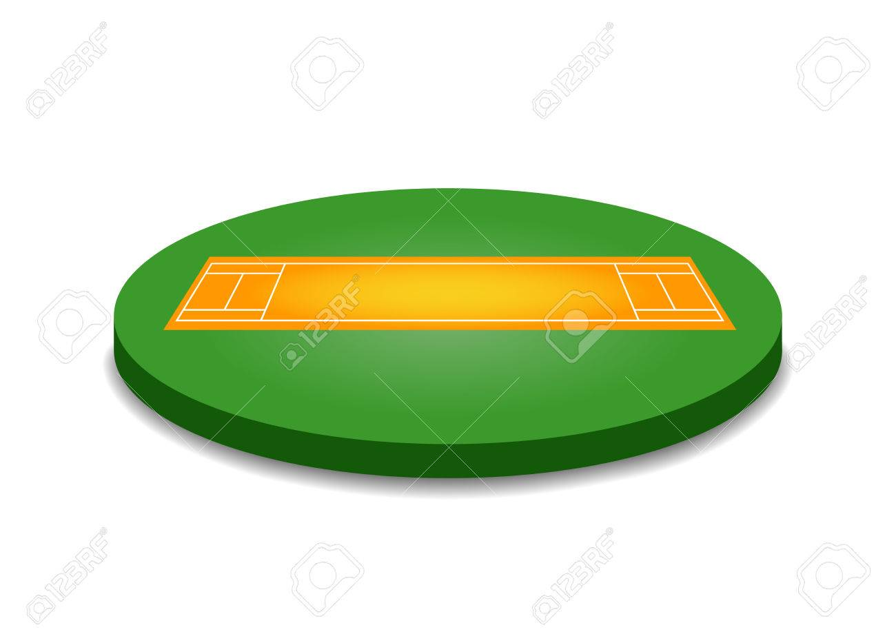 hight resolution of cricket pitch illustration cricket pitch on white background cricket pitch vector pitch illustration