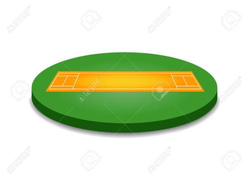 small resolution of cricket pitch illustration cricket pitch on white background cricket pitch vector pitch illustration
