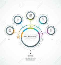 infographics for business presentations or information banner process diagram flow chart graph scheme [ 1300 x 1300 Pixel ]