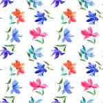 Seamless Floral Background Fabric Floral Pattern Textile Pattern Stock Photo Picture And Royalty Free Image Image 102915438