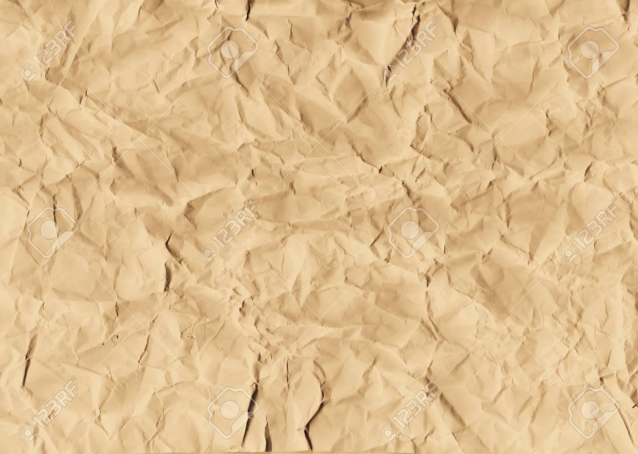 crumpled art paper texture