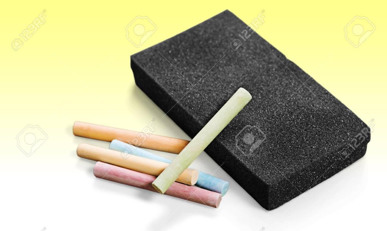 chalk eraser board eraser