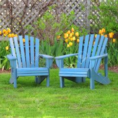 Wooden Porch Chairs Sky Chair Accessories Blue Lawn In The Spring Garden Stock Photo Picture 9363405