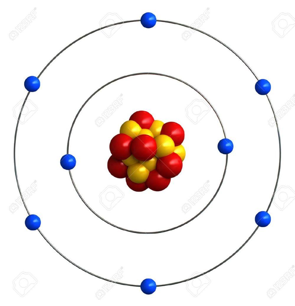 medium resolution of oxygen atom structure atom diagram stock photo wiring diagram data val 3d render of atomic structure