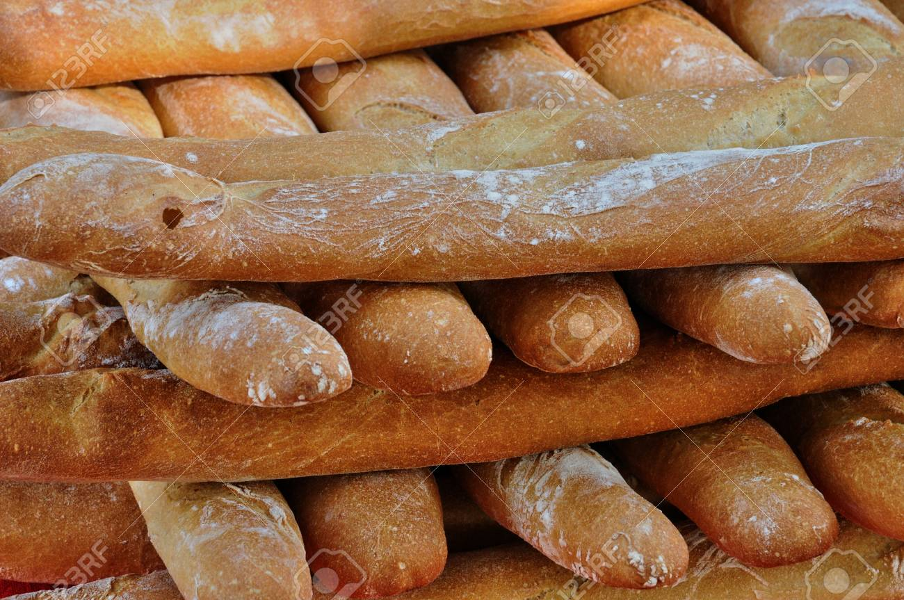 france bread on the
