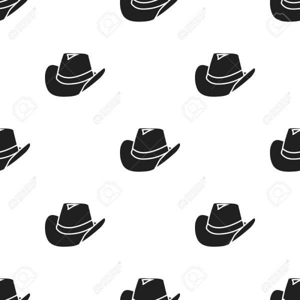 cowboy hat pattern # 32