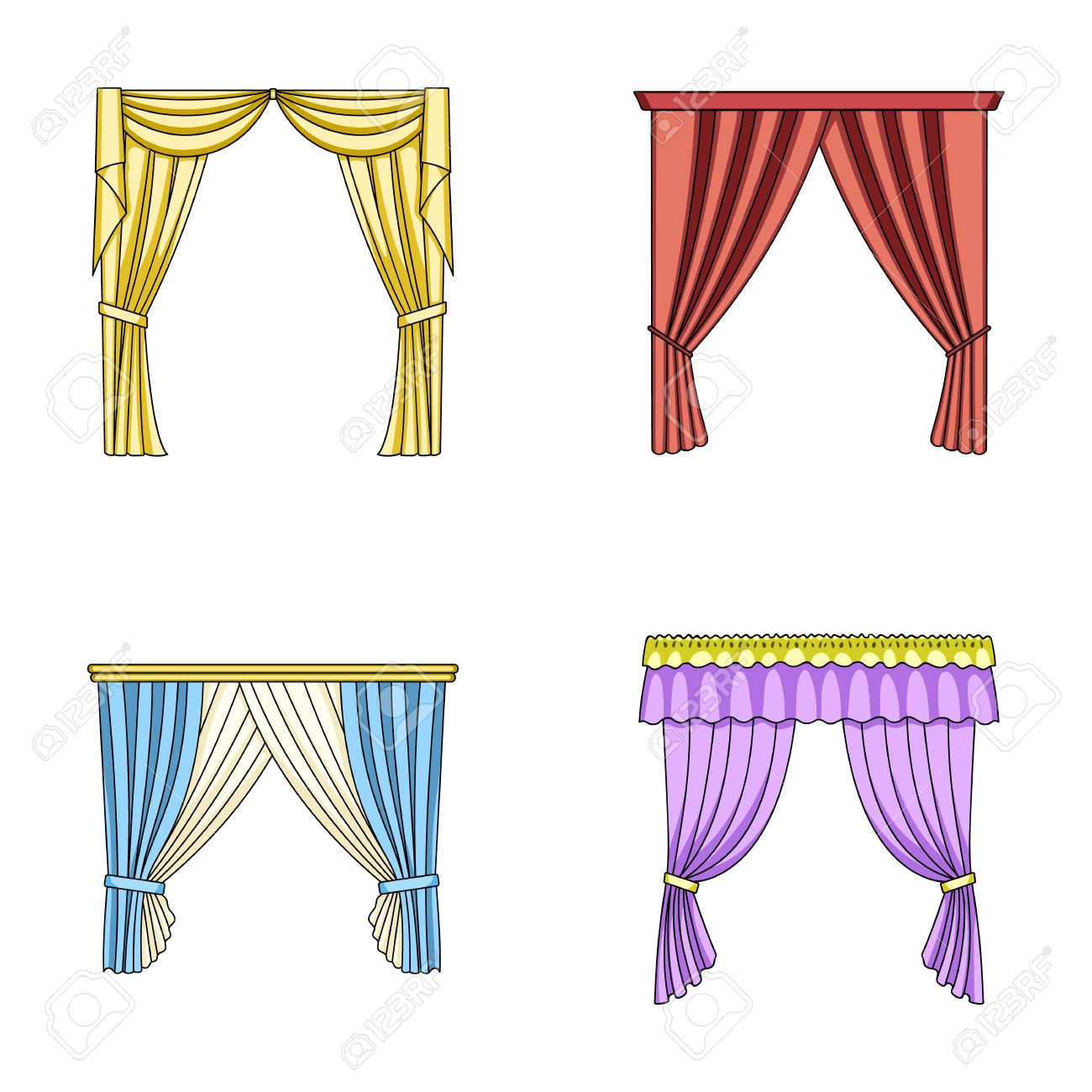 different types of window