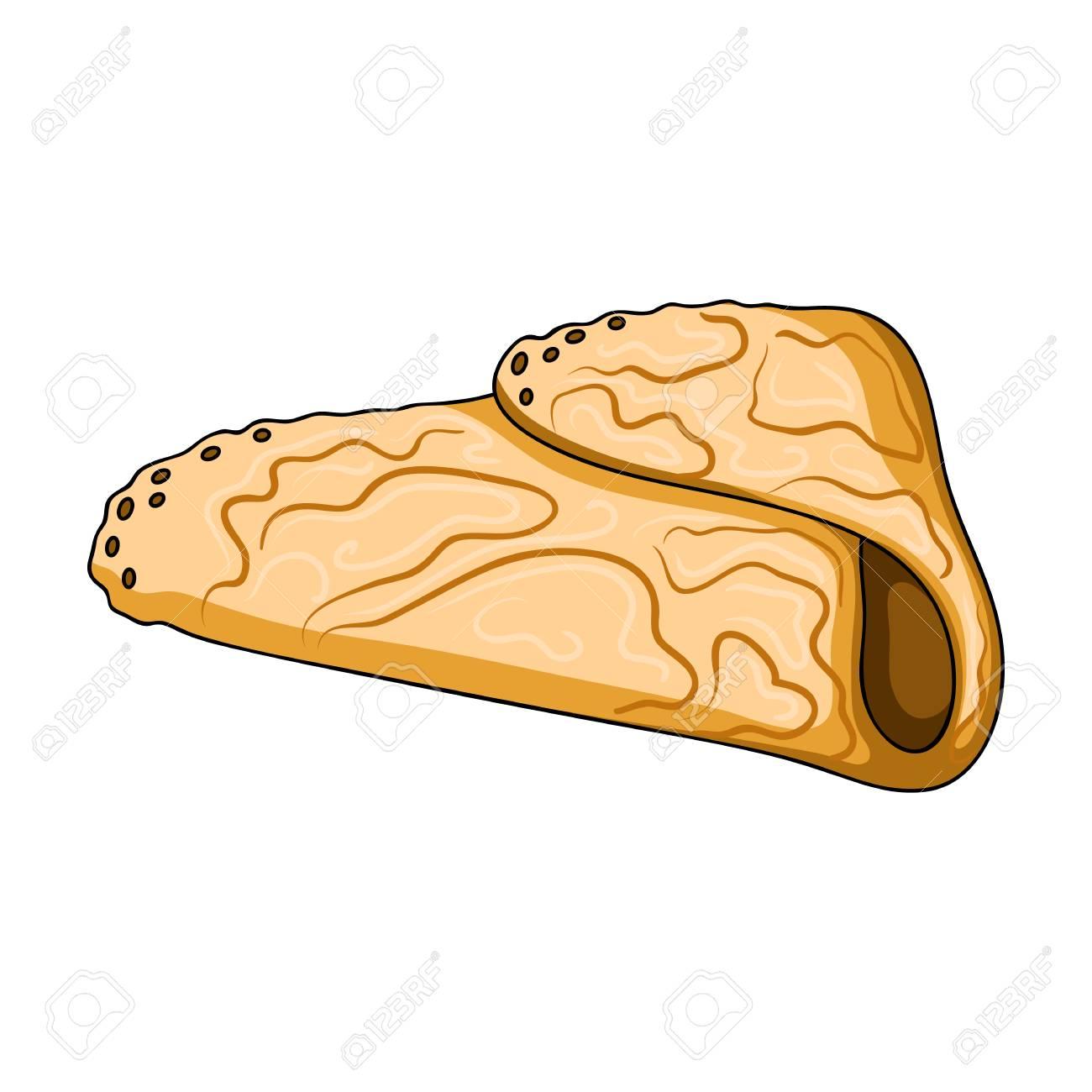 hight resolution of pancake single icon in cartoon style pancake vector symbol stock illustration web