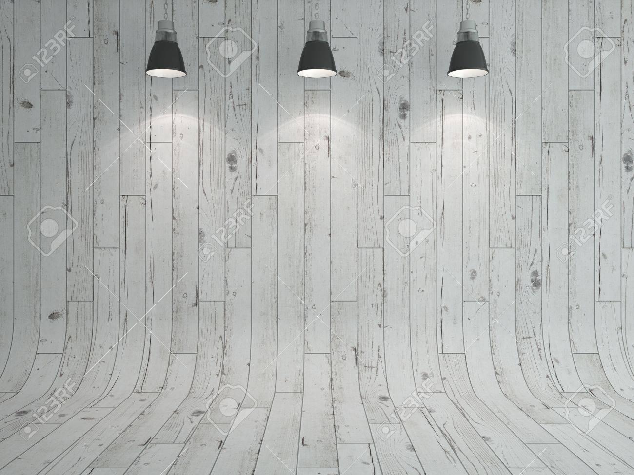 blanc bois stratifie et la lampe comme fond d ecran