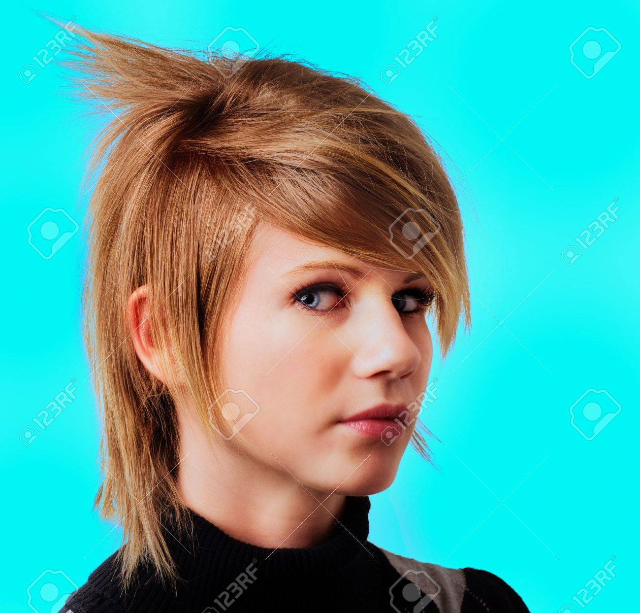 Punk Frisuren Madchen