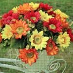 Schone Vintage Kunstblumen Lizenzfreie Fotos Bilder Und Stock Fotografie Image 42162158