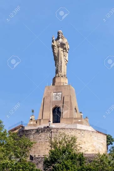 Image result for jesus statue basque