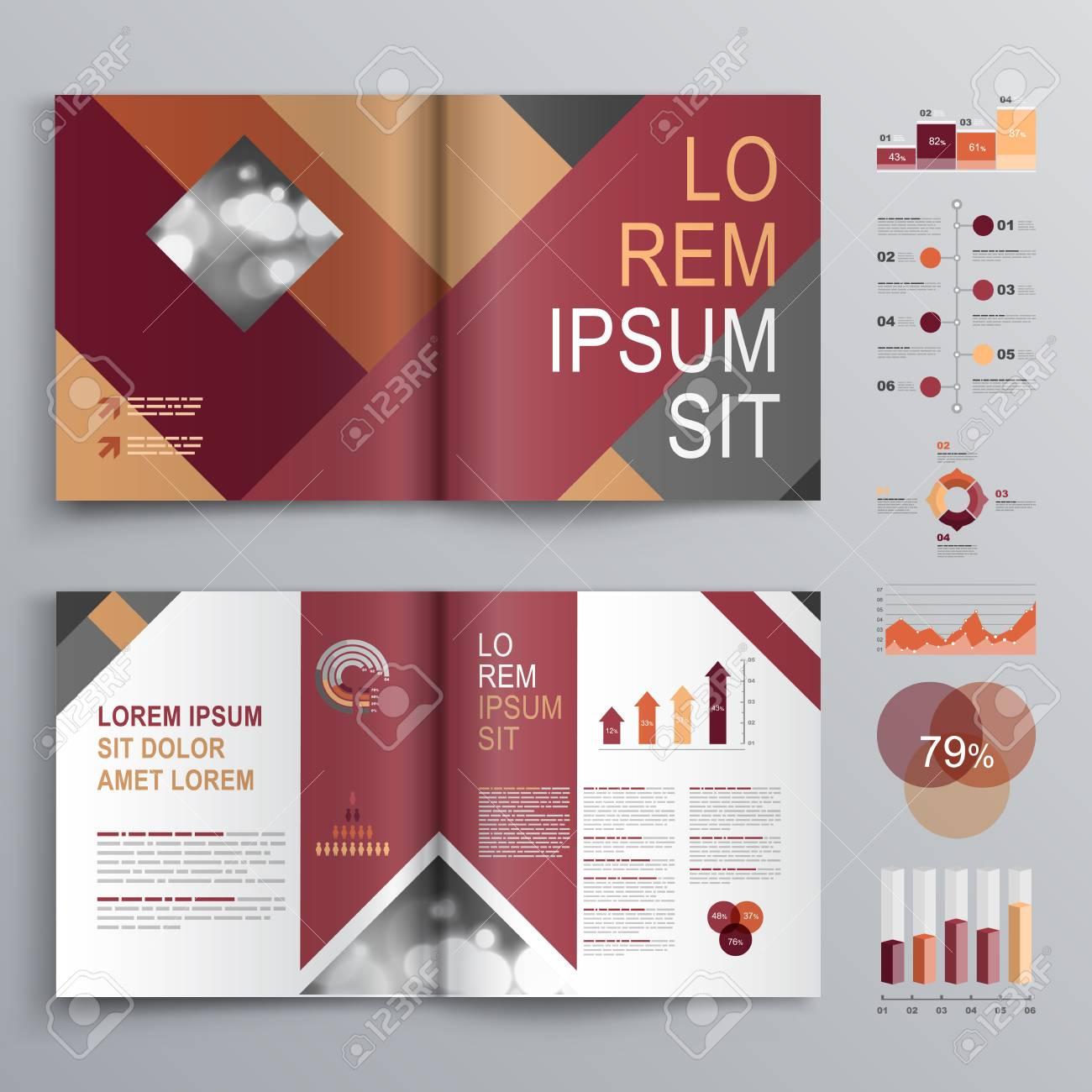 Fashion Design Brochure Template Fashion Design Brochure Templates