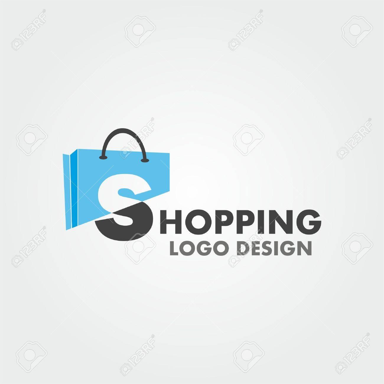shopping logo shopping cart