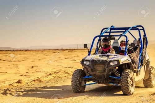 small resolution of merzouga morocco feb 24 2016 front view on blue polaris rzr 800