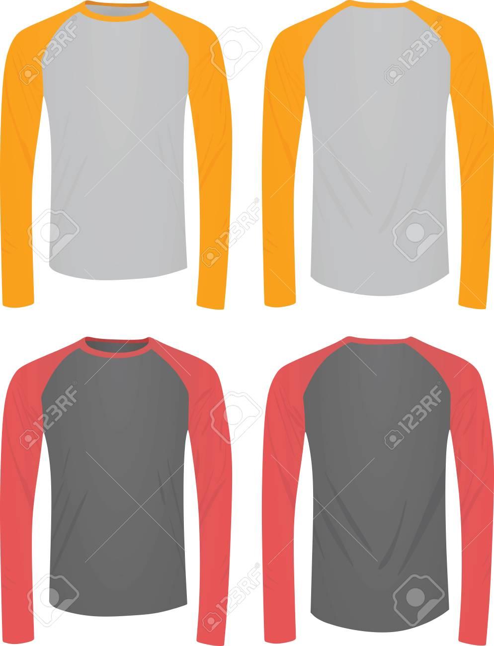 Long Sleeve Shirt Vector : sleeve, shirt, vector, Sleeved, Shirt, Colors., Vector, Illustration, Royalty, Cliparts,, Vectors,, Stock, Illustration., Image, 118698860.