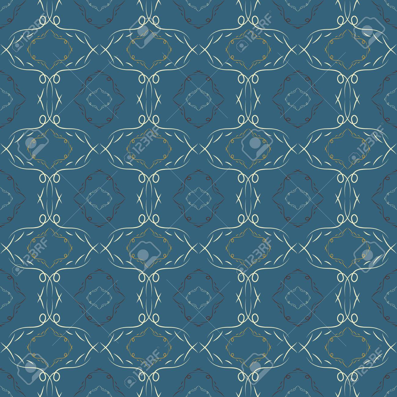 abstract seamless pattern a
