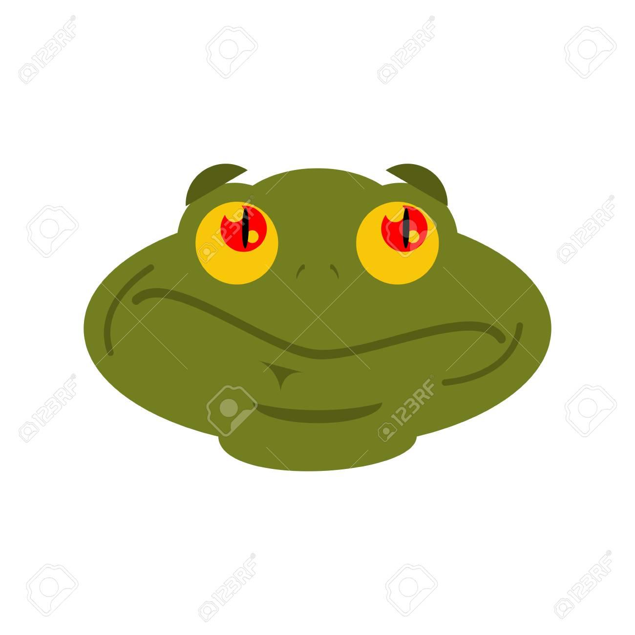 frog surprised emoji toad