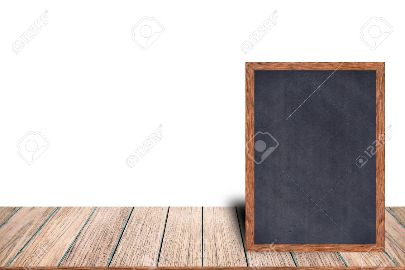 chalkboard wood frame blackboard