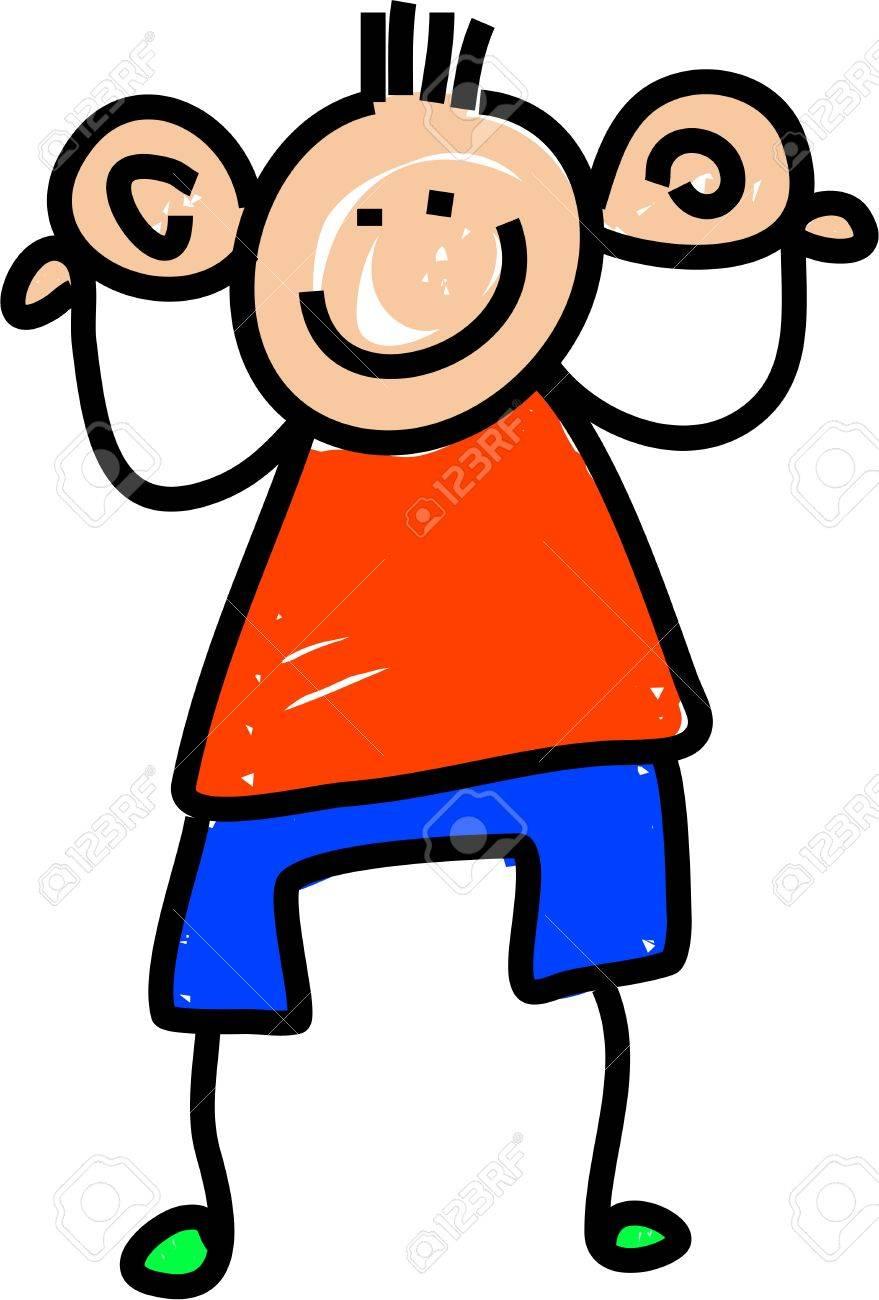 Petit Avec Des Grandes Oreilles : petit, grandes, oreilles, Petit, Garçon, Grandes, Oreilles, Série, D'art, Tout-petits, Banque, D'Images, Photos, Libres, Droits., Image, 1405990.