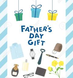 father s day gift advertisement vector poster stock vector 99120754 [ 975 x 1300 Pixel ]