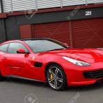 Hampton Downs New Zealand April 18 Ferrari Gtc4lusso On Display Stock Photo Picture And Royalty Free Image Image 104056865