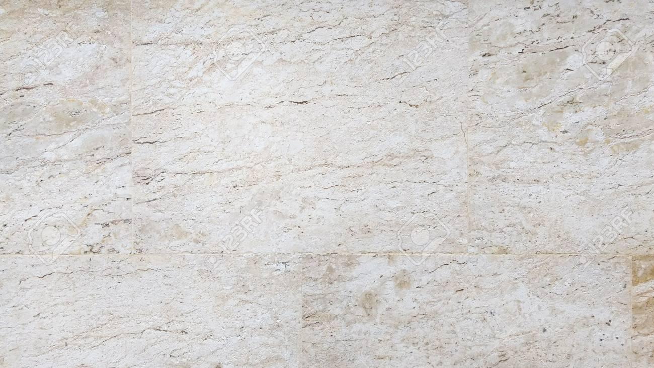 wall pattern of travertine stone tile background