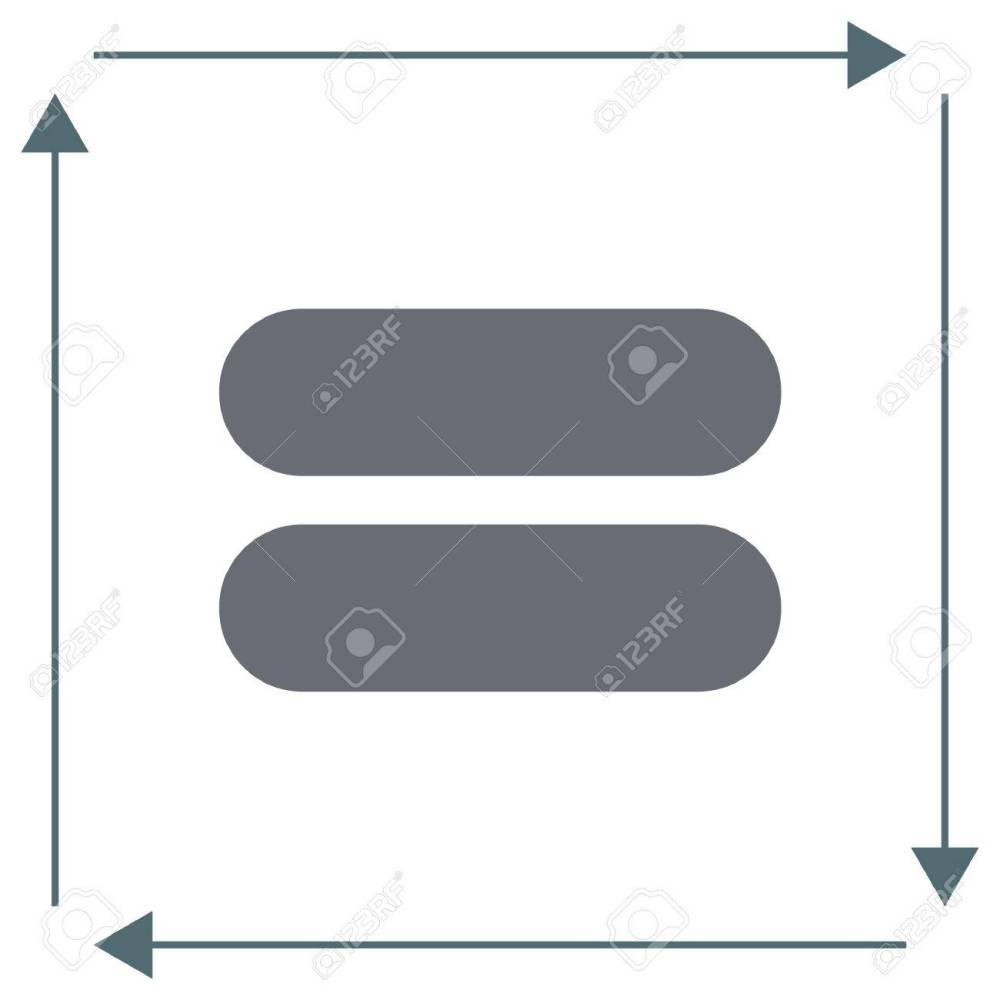 medium resolution of equal sign vector icon equality sign mathematical sum symbol