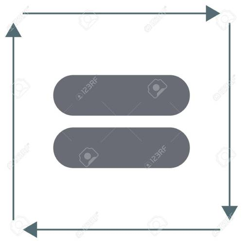 small resolution of equal sign vector icon equality sign mathematical sum symbol