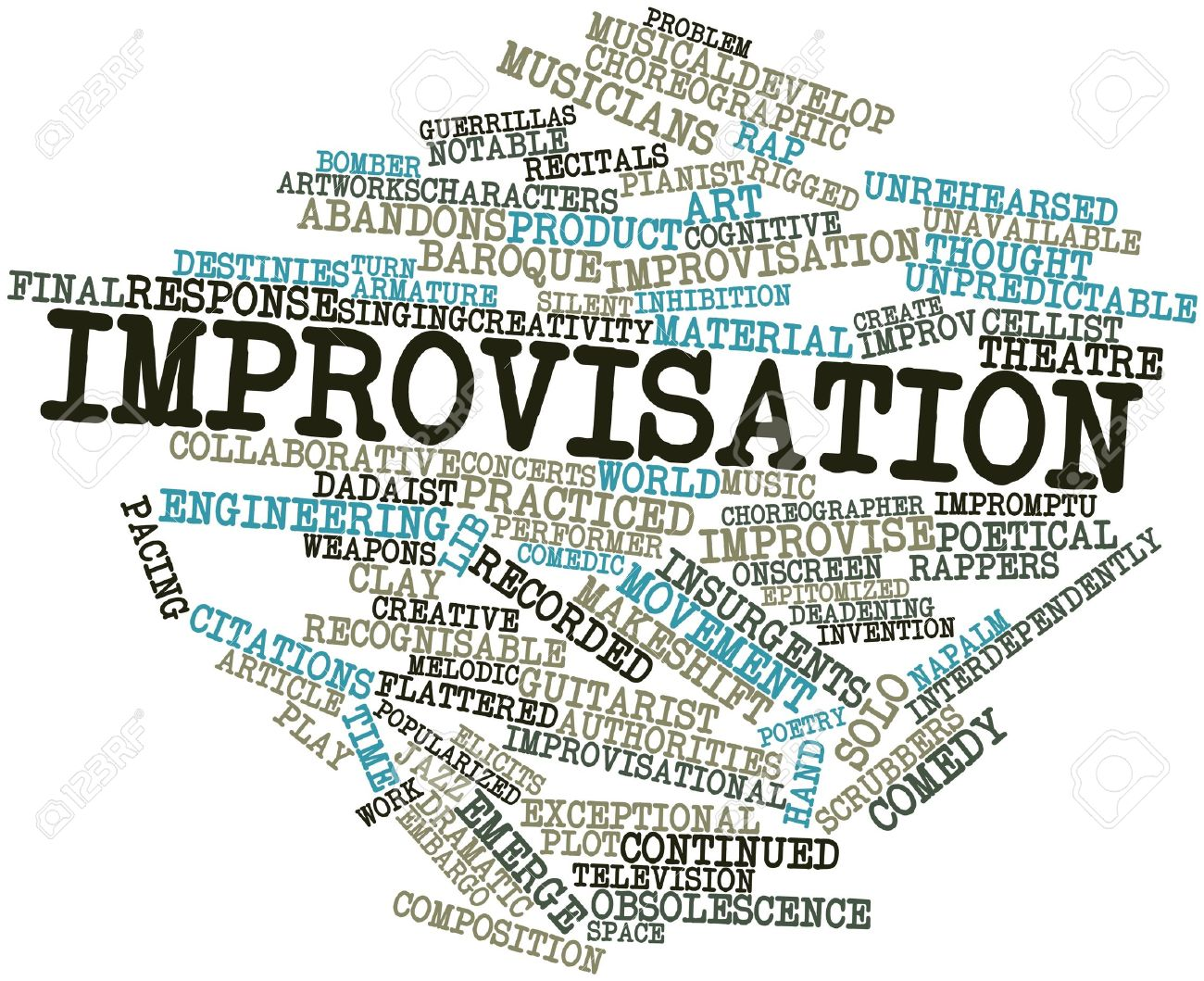 Image result for improvisation