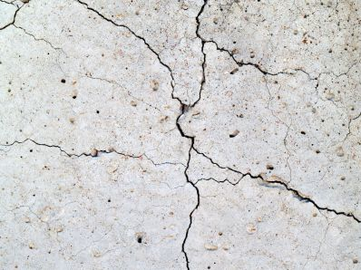 Image result for cracked concrete