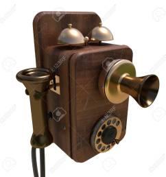 old antique phone stock photo 71930377 [ 1300 x 1300 Pixel ]