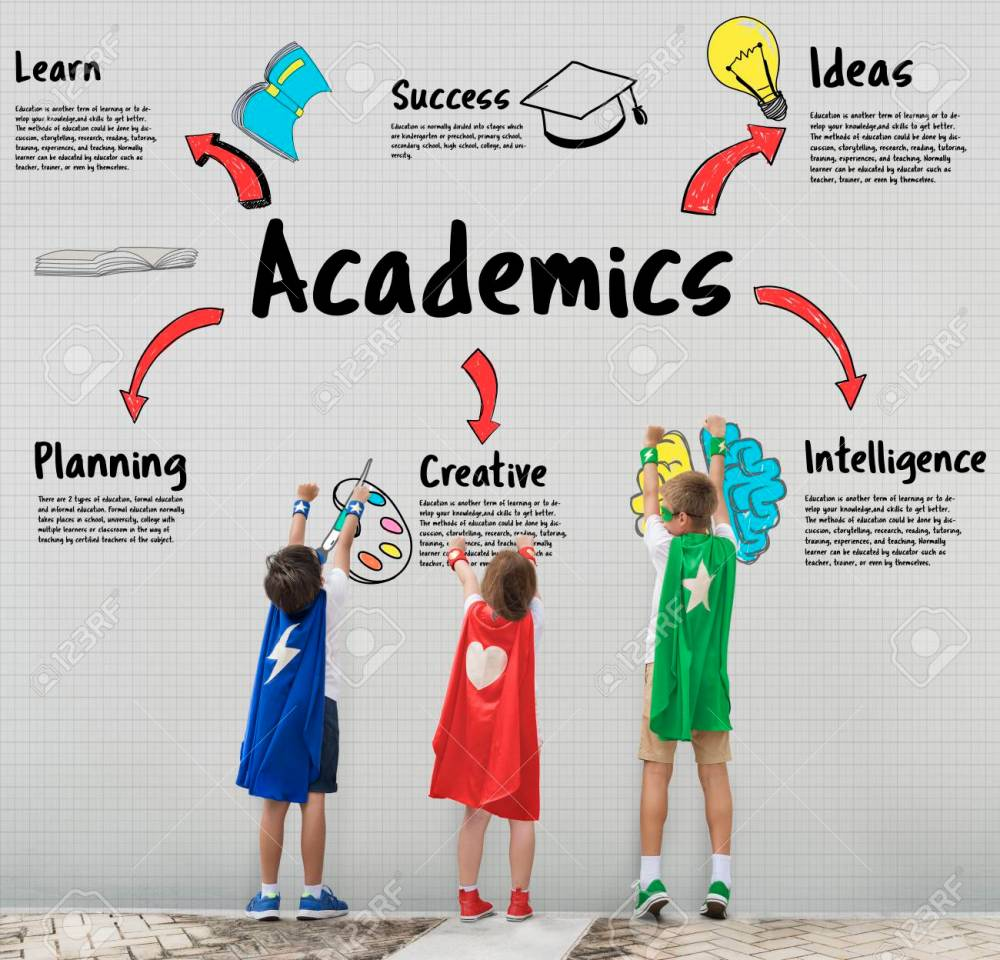 medium resolution of learning school education diagram concept stock photo 71275479