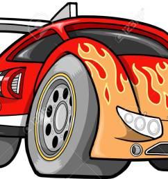 hot rod race car illustration stock vector 6883764 [ 1300 x 717 Pixel ]