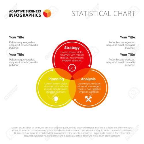 small resolution of plantilla de diagrama de venn de diapositivas datos de la empresa gr fica gr fica dise o concepto creativo de infograf a plantillas presentaci n