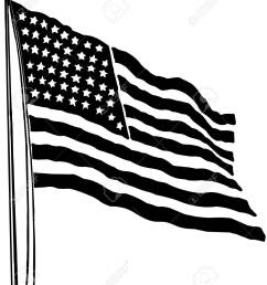 american flag stock vector 28332160 [ 1093 x 1300 Pixel ]