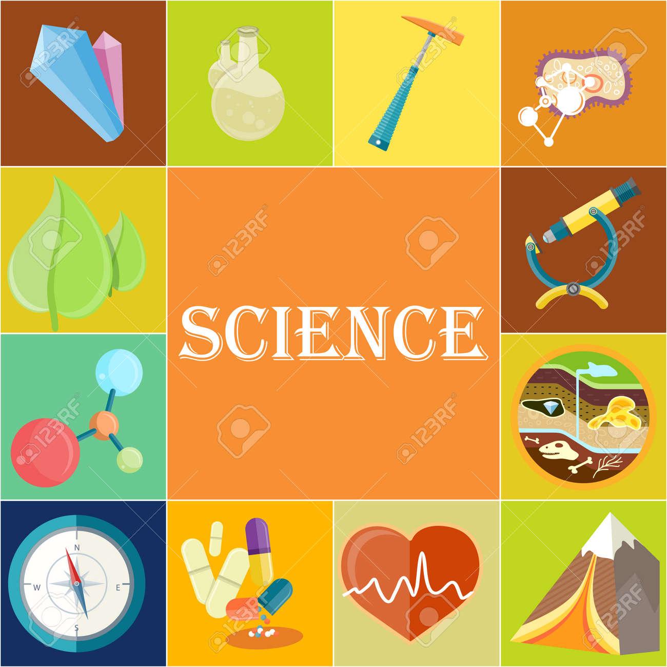 science poster penggambar