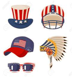 flag on items usa symbols cap and old glory indian headdress with feathers  [ 1186 x 1300 Pixel ]