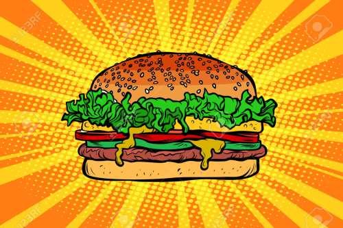 small resolution of archivio fotografico fast food burger hamburger