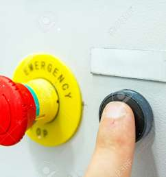 reset fuse box with emergency red shutdown panic button stock fuse box rcd reset fuse box reset [ 1300 x 866 Pixel ]