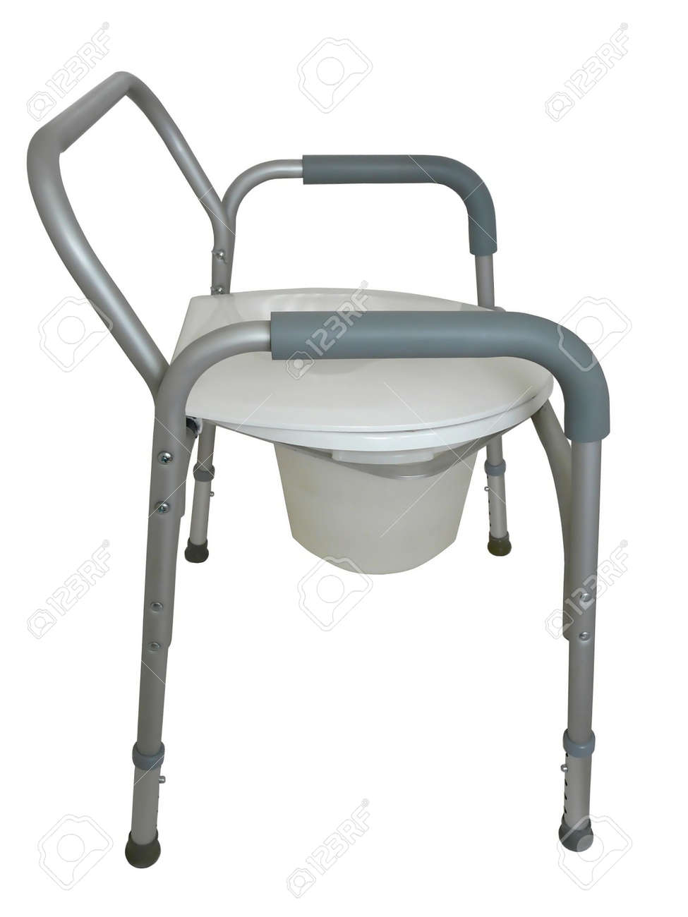 Bedside Commode Chair Bedside Commode To Be Used As A Raised Toilet Seat Over A Traditional