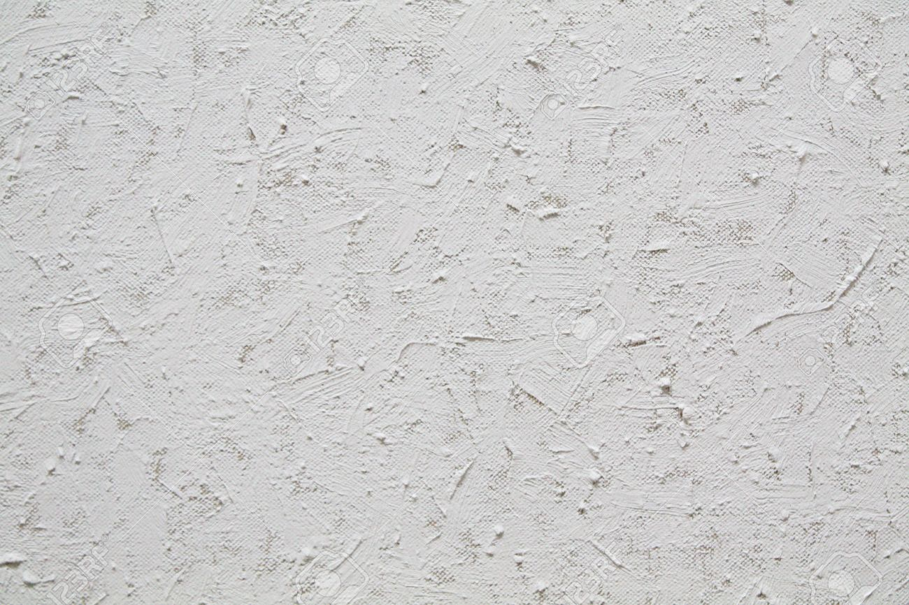 texture of canvas painted
