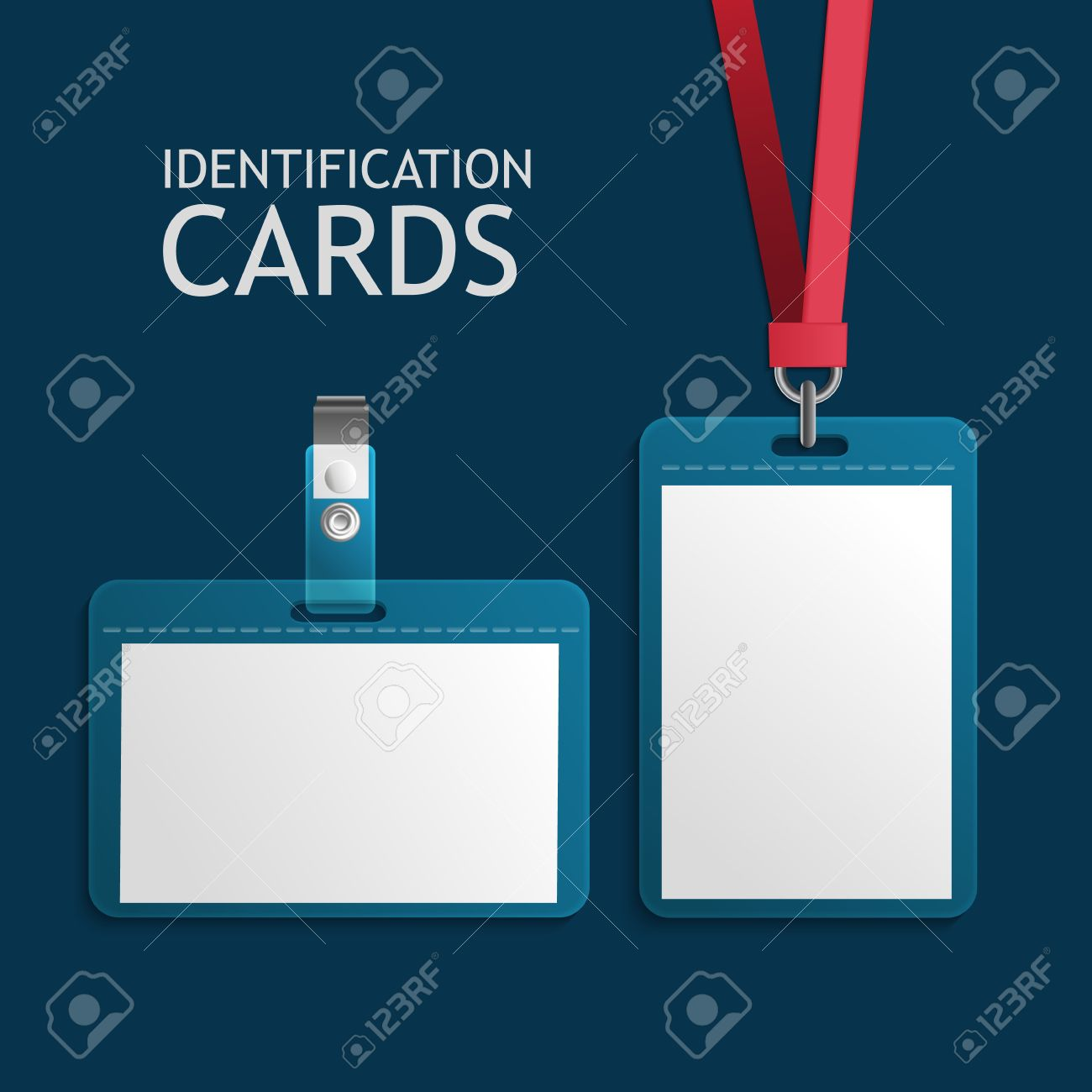 Background Name Tag Design Template