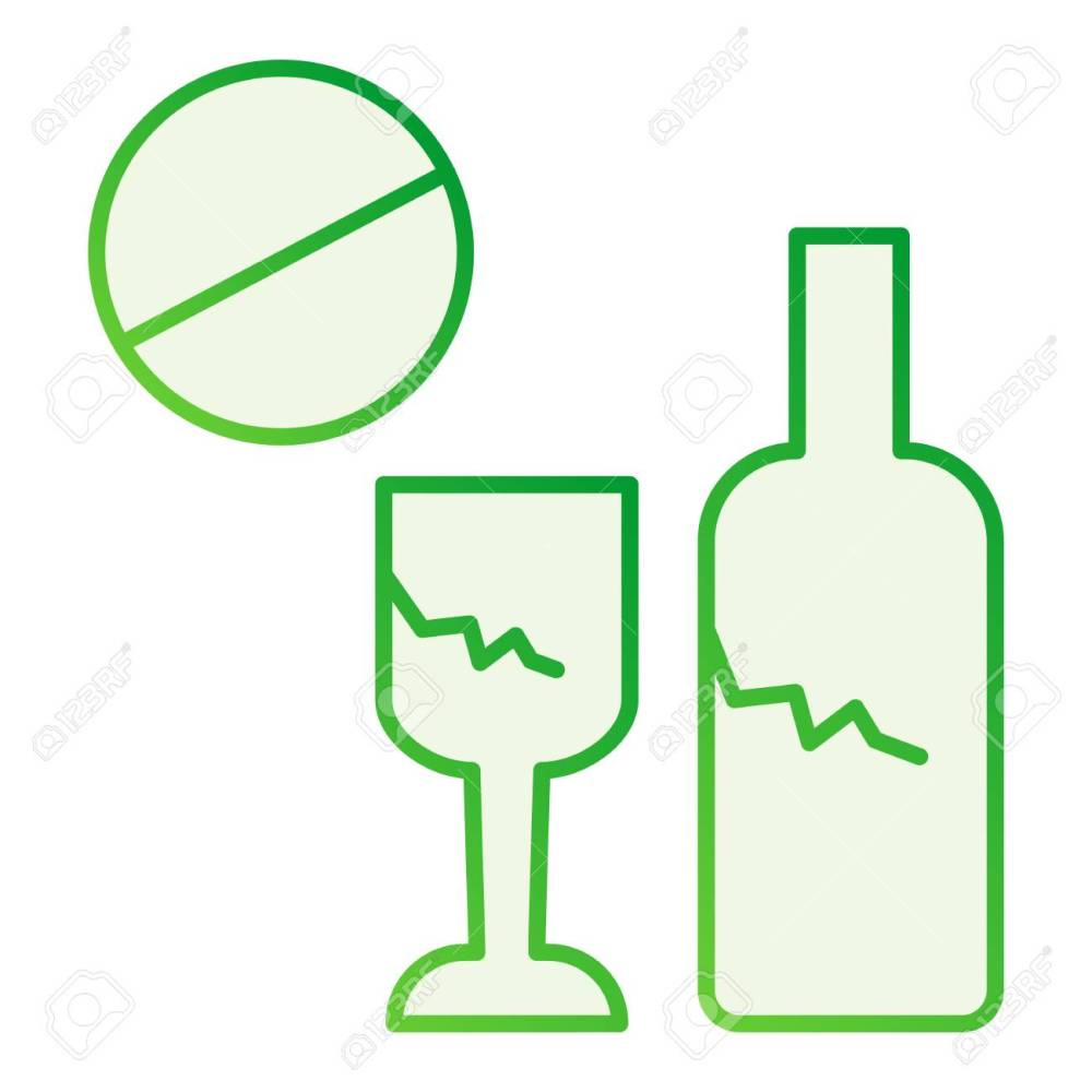 medium resolution of broken glass ban flat icon no glass or bottles gray icons in trendy flat style