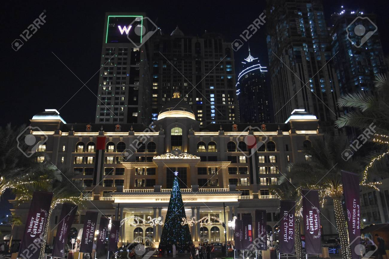 The St Regis Dubai W Dubai Al Habtoor City And The Westin