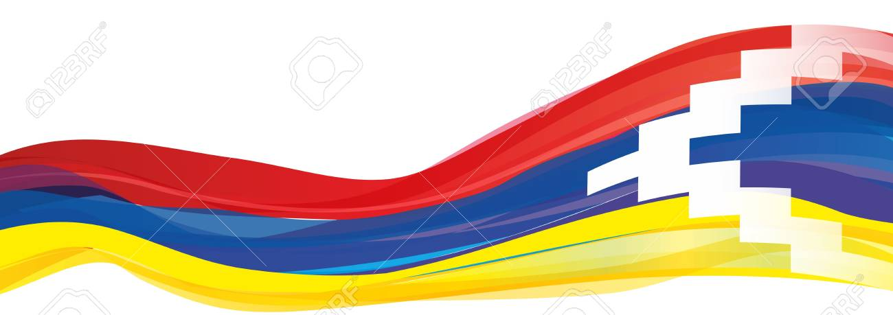 flag of the nagorno