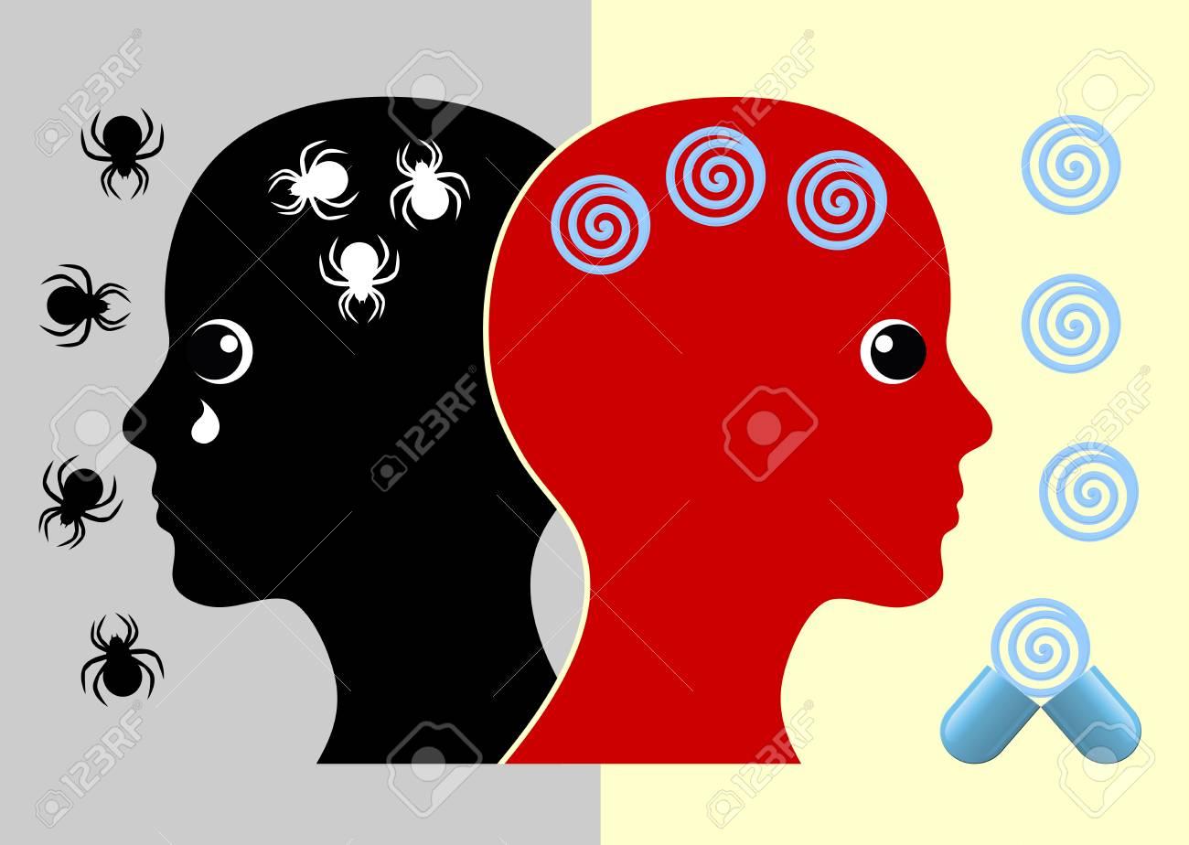 hight resolution of panic disorder medication woman taking pills to stop phobic panic attacks stock photo 93681775