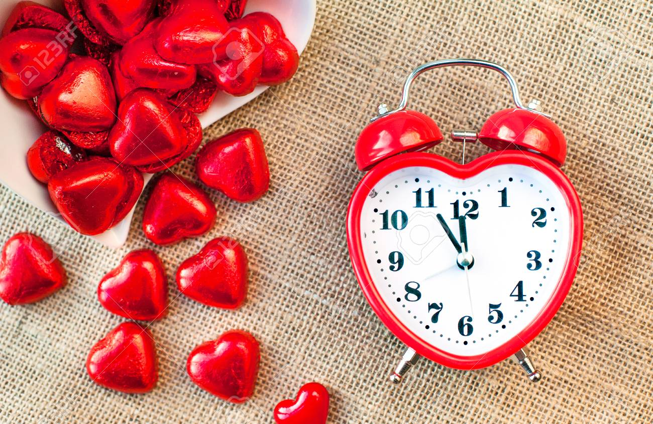 time for love red